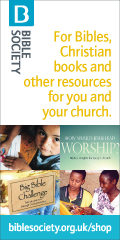 Bible Society- 2014 campaign