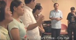 Philippines: prayer breakthrough has 'transformed' city