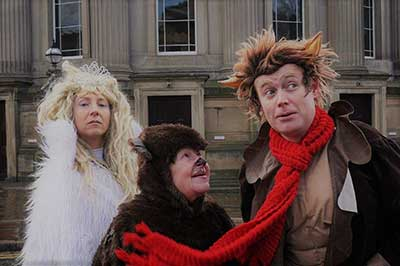 Liverpool: half-term treat promises Narnia magic