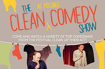 Edinburgh: family comedy keeps it clean to pack 'em in
