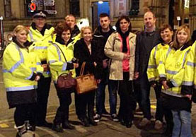 Manchester: Angels on hand in new late night safe haven