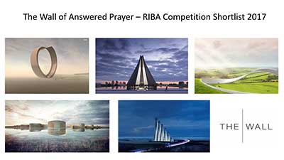 Concept designs revealed for Wall of Answered Prayer
