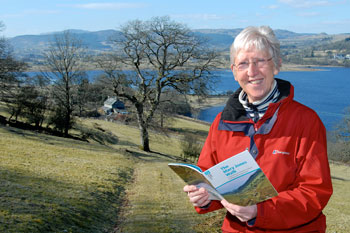 Wales: award given for support of Bible pioneer visitor centre
