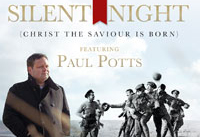 Paul Potts to release Silent Night single