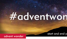 Get some Advent Wonder into your life