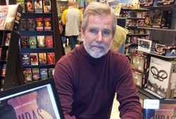 Van's the man: Christian novelist provides challenge to Dan Brown