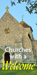 Churches with a welcome - May 2013 onwards