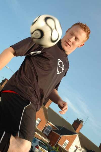 Keepy uppy Dan set to kick off Christian Resources show ...